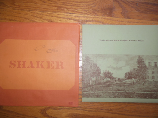 Image for Trade With the World's People: A Shaker Album