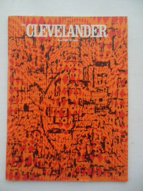 Image for The Clevelander Magazine May, 1968