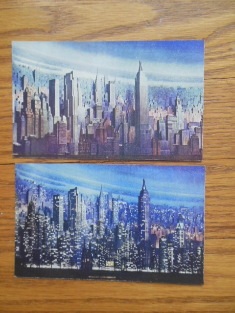 Image for Postcards City of Light 1940 New York World's Fair