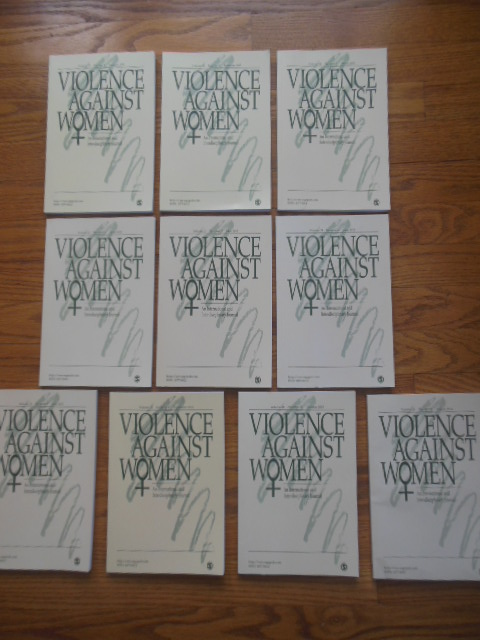 Image for Violence Against Women: An International and Interdisciplinary Journal (10 issues 2015)