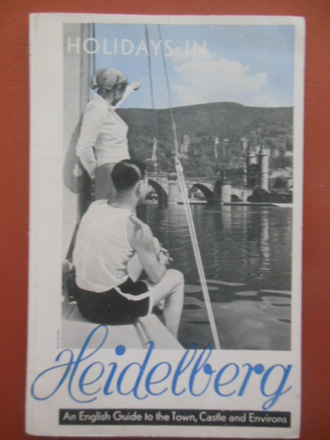 Image for Holidays In Heidelberg; An English Guide