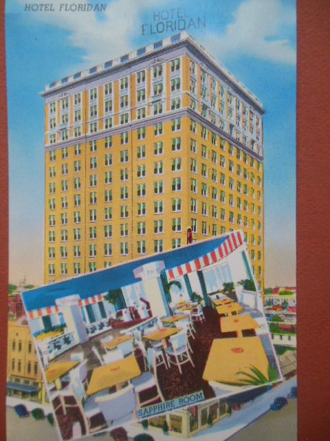 Image for Postcard Hotel Floridan Tampa