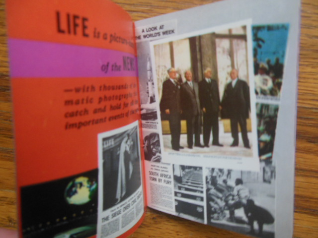 Image for The Miniature Book Collector Volume I Nos. 1-2-3-4 Plus Two Miniature Life Magazines (1960)