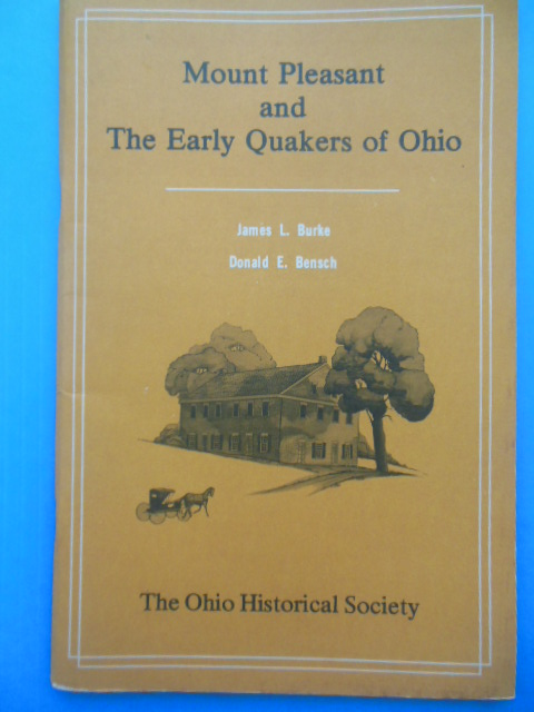 Image for Mount Pleasant and the Early Quakers of Ohio (1975)