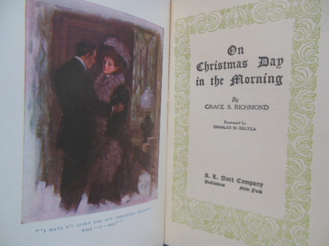 On Christmas Day In The Morning 1908