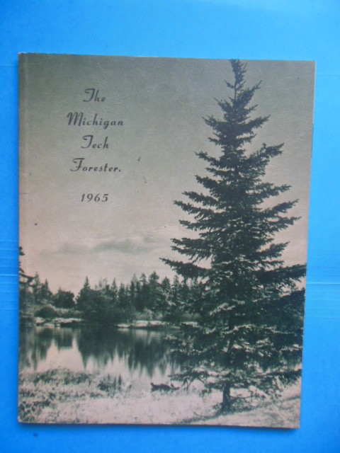Image for The Michigan Tech Forester 1965