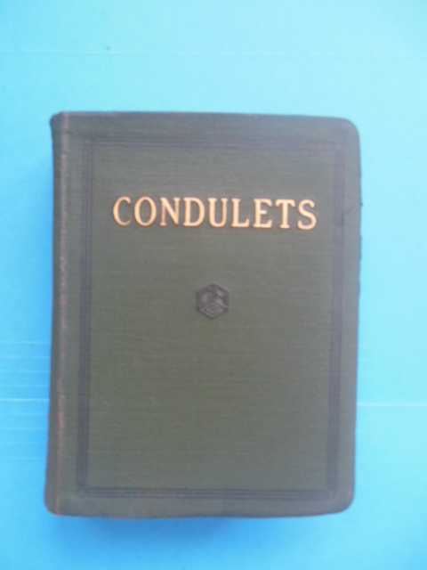 Image for Crouse-Hinds Condulets Catalog No. 2000  (1922)