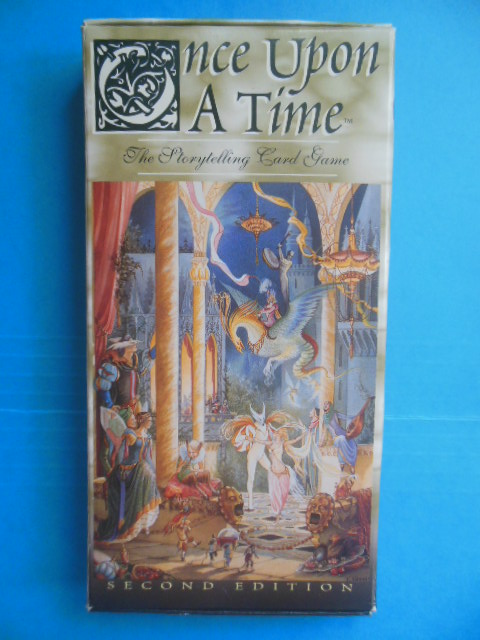 Image for Once Upon A Time: The Storytelling Card Game (3rd Edition 1995)