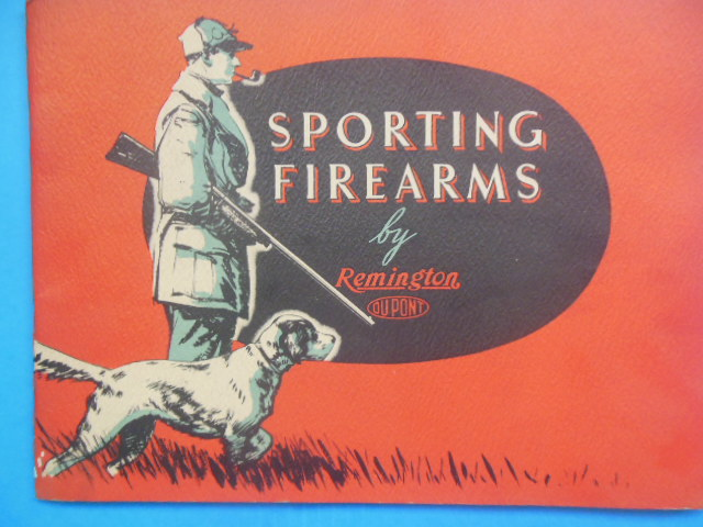 Image for Sporting Firearms by Remington (Trade catalog 1938)
