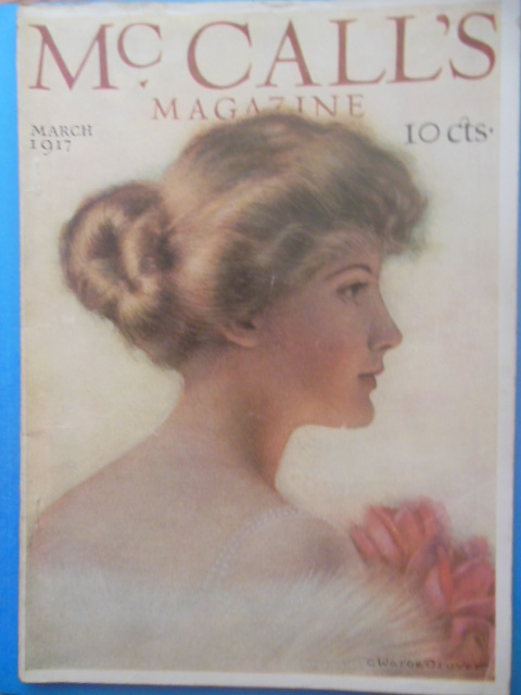Image for McCall's Magazine March, 1917