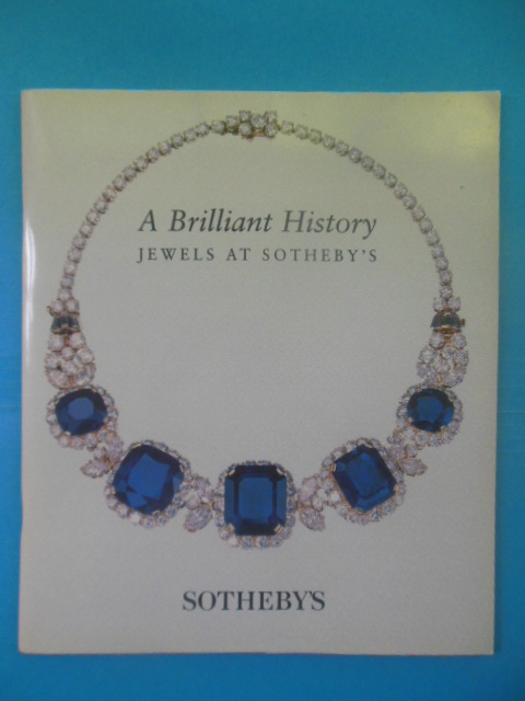 Image for A Brilliant History Jewels at Sotheby's (1978)