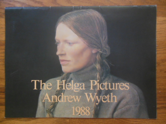 Image for The Helga Pictures Andrew Wyeth 1988 Calendar