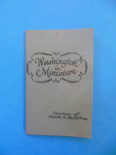Image for Washington In Miniature (1956)
