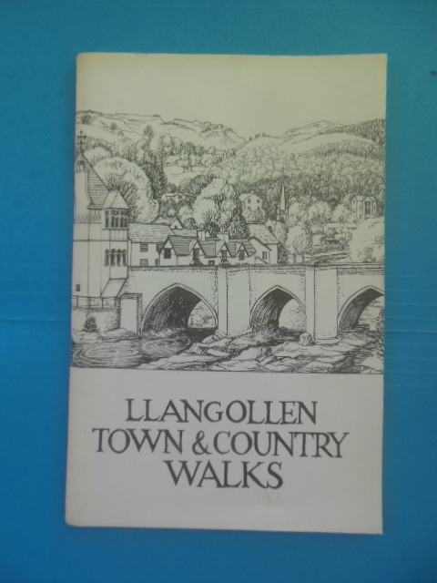 Image for Llangollen Town & Country Walks (Wales 1982)