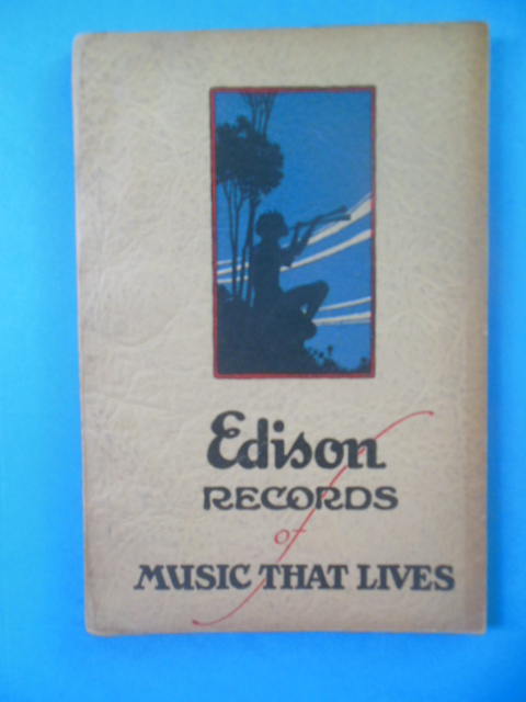 Image for Edison Records of Music that Lives