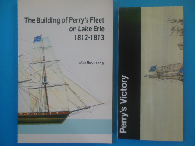 Image for The Building of Perry's Fleet on Lake Erie 1812-1913 (1987)