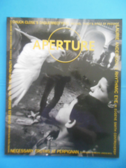 Image for Aperture Magazine: Letitia Battaglia Cover(Summer 2000)
