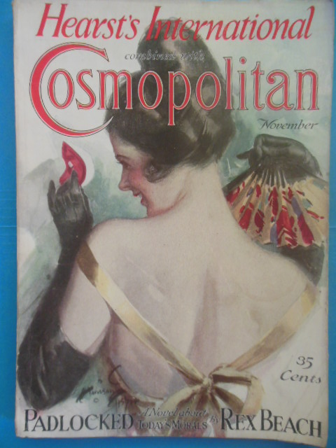 Image for Hearst's International Combined With Cosmopolitan Magazine (November, 1925)