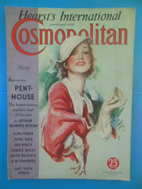 Image for Hearst's International Combined With Cosmopolitan Magazine (May, 1933)
