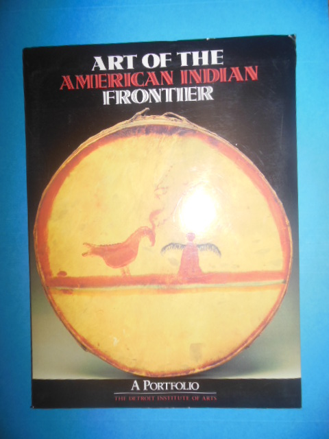 Image for Art of the American Indian Frontier Portfolio (Booklet plus 24 prints, 1995)