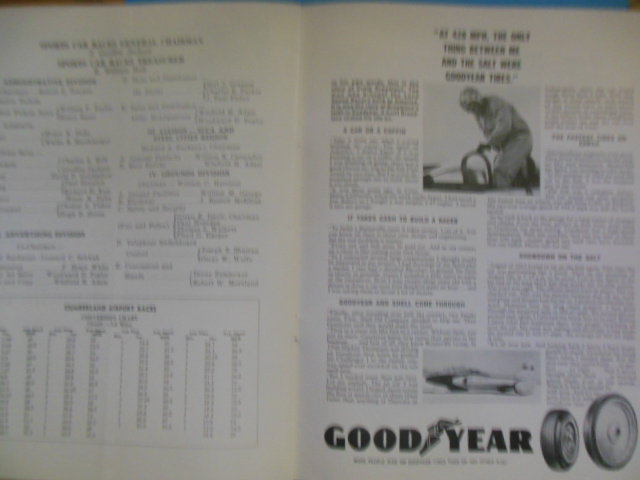Image for 1964 Official Program 12th Annual Cumberland Sports Car Races