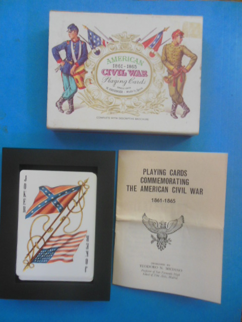 Image for American Civil War Playing Cards 1861-1865 (1981)