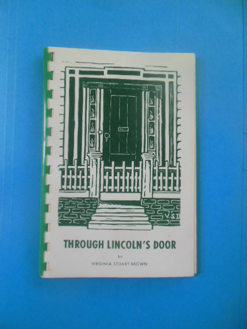 Image for Through Lincoln's Door (1st Ed. 1952)