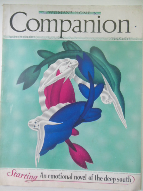Image for Woman's Home Companion (September, 1937)