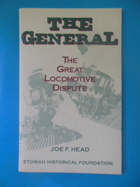 Image for The General: The Great Locomotive Dispute