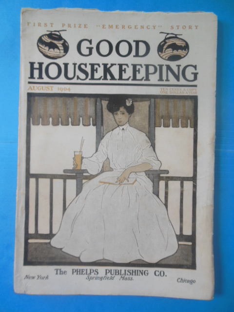 Image for Good Housekeeping Magazine August, 1904
