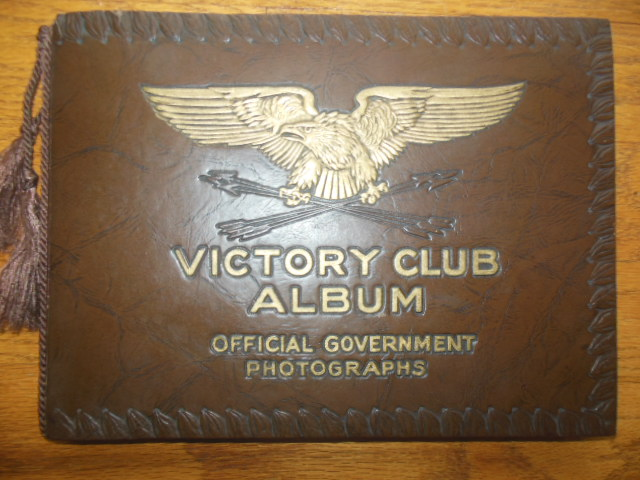 Image for Victory Club Album Official Government Photographs (WWII)