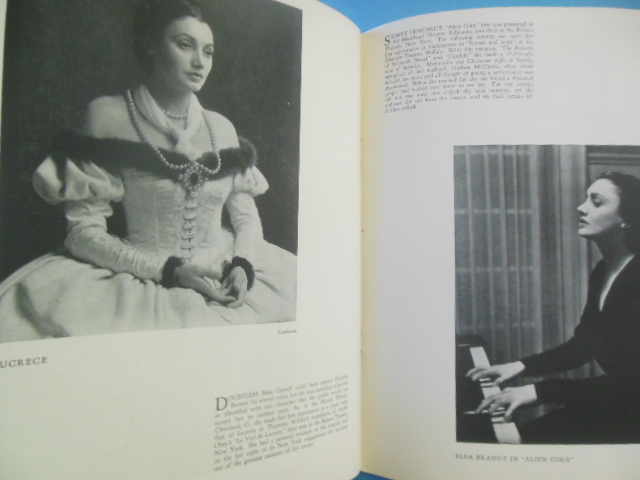 Image for Katharine Cornell Stage Portraits