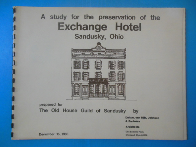Image for A Study for the Exchange Hotel Sandusky, Ohio (1980)