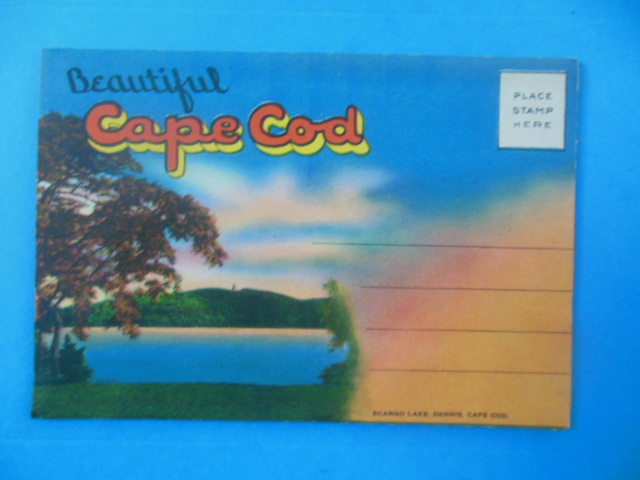 Image for Postcards Beautiful Cape Cod Mailer