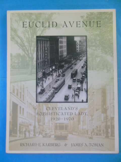 Image for Euclid Avenue Cleveland's Sophisticated Lady 1920-1970 (2002)