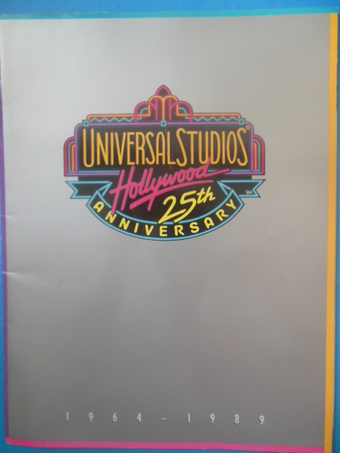 Image for Universal Hollywood 25th Anniversary 1964-1989