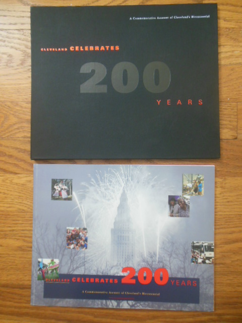 Image for Cleveland Celebrates 200 Years.  A Commemorative Account of Cleveland's Bicentennial (1996)