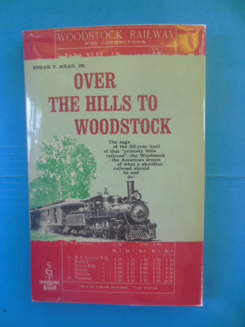 Image for Over the Hills to Woodstock