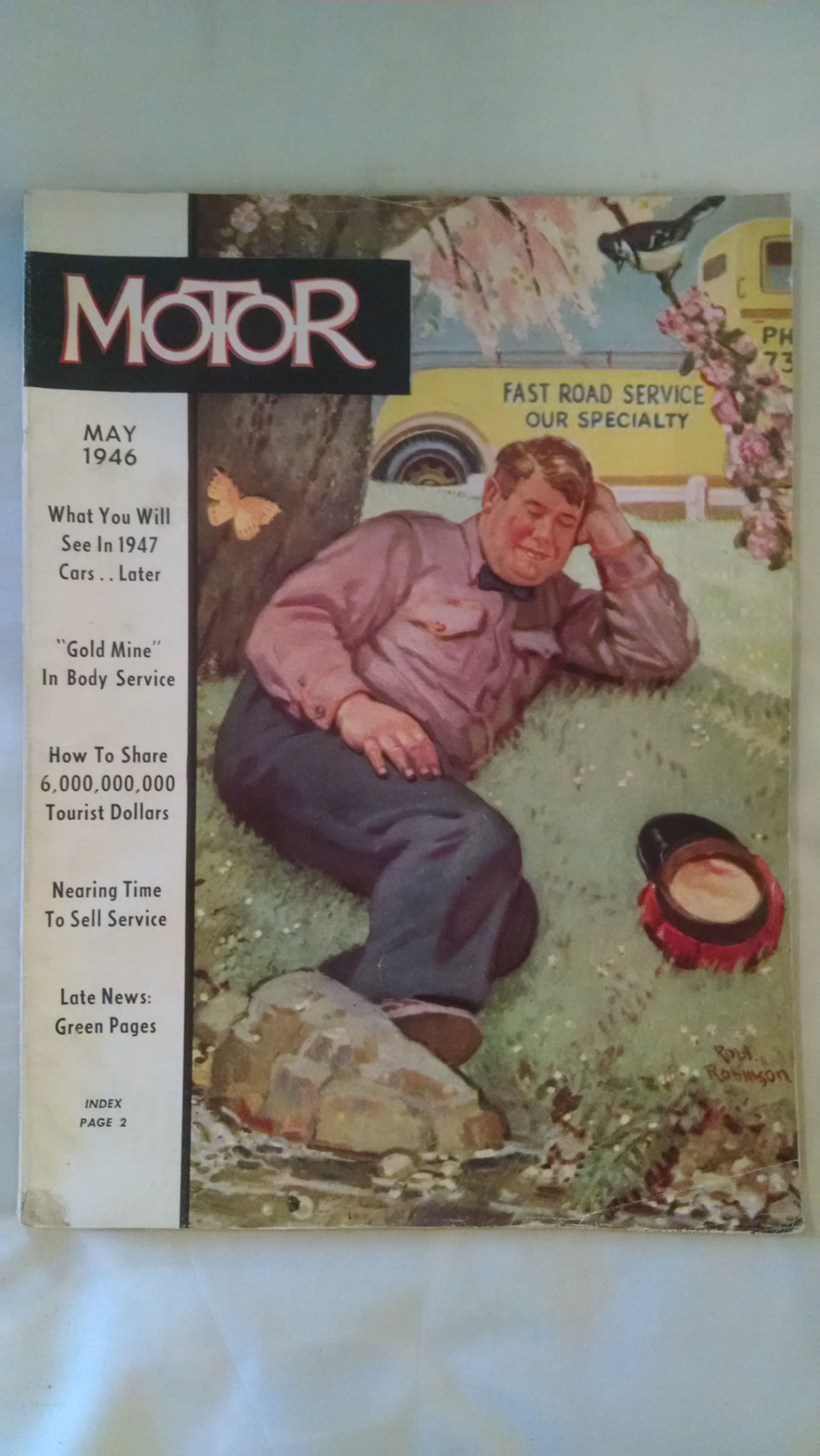 Image for MOTOR   MAY 1946
