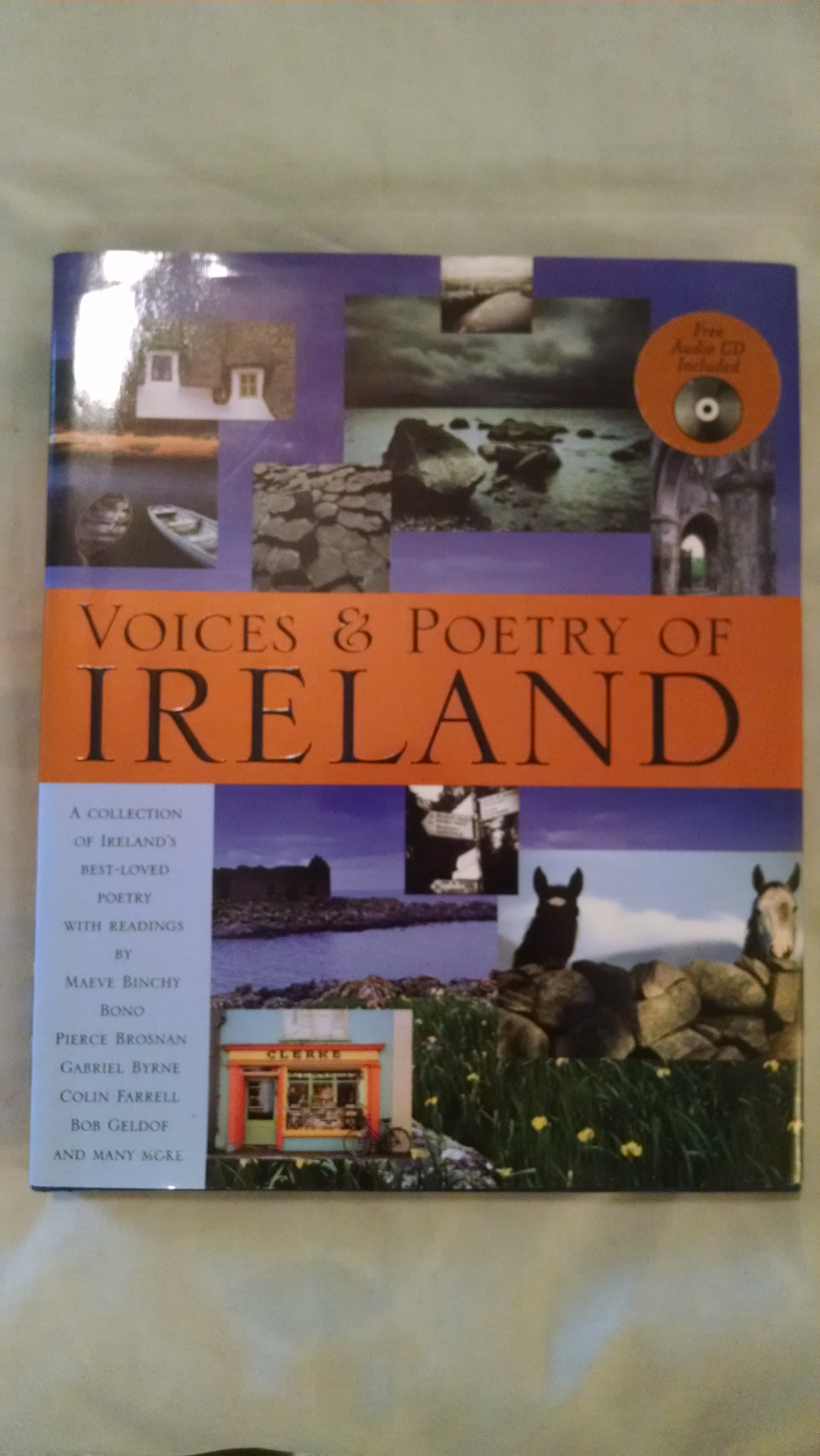 Image for VOICES & POETRY OF IRELAND