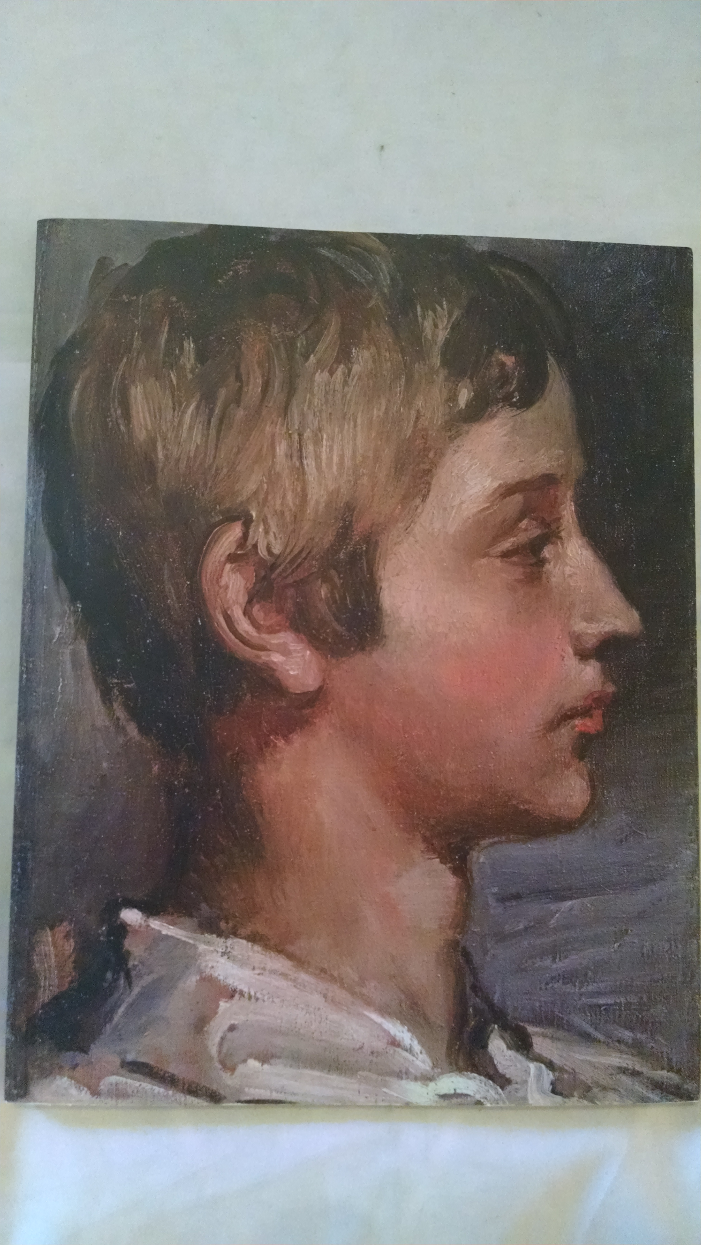 Image for PAINTINGS  , DRAWINGS , AND OIL SKETCHES 1810 -1930
