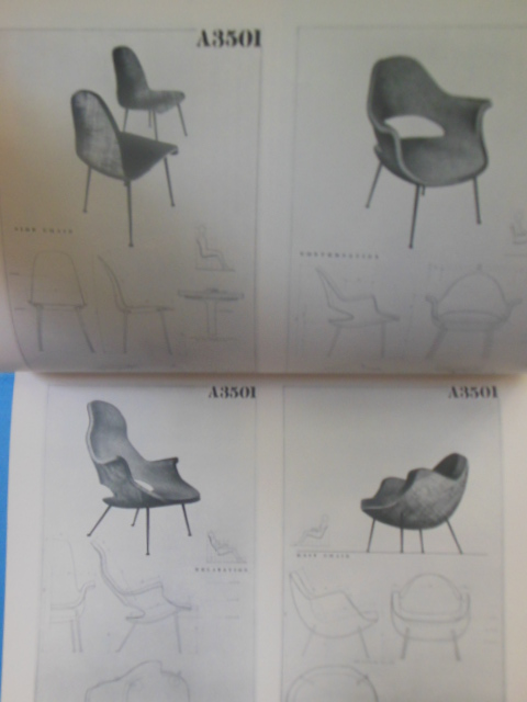Image for Charles Eames Furniture From the Design Collection (1973)