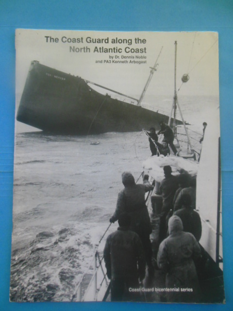 Image for The Coast Guard Along the North Atlantic Coast