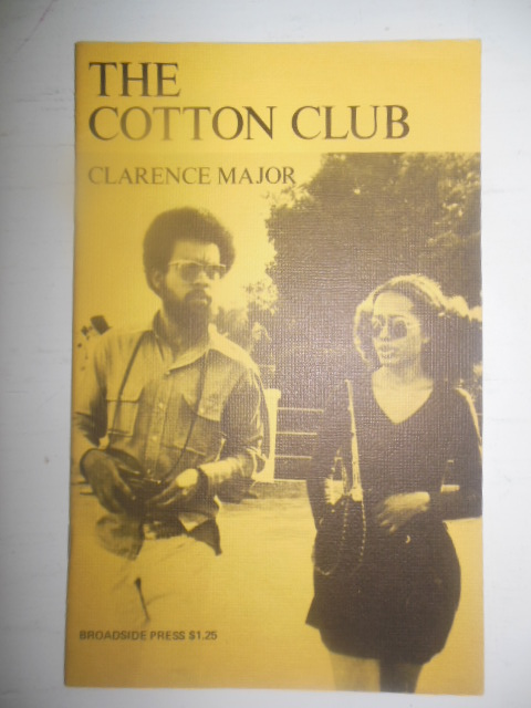 Image for The Cotton Club (1972, 1st ed.)