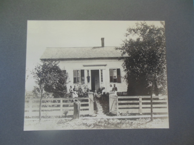 Image for Photograph 19th century Ohio Home and Family