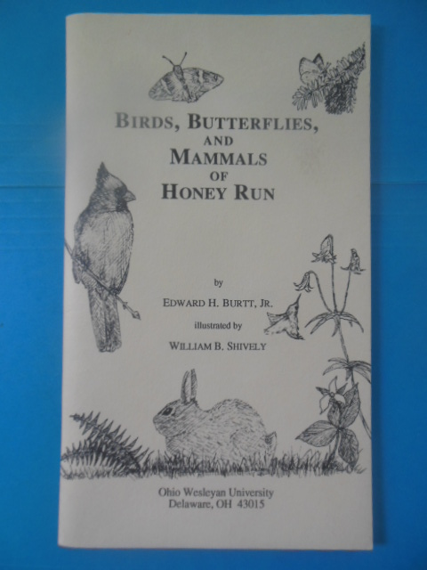 Image for Birds, Butterflies, and Mammals of Honey Run (1994)