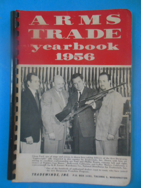 Image for Arms Trade Yearbook 1956
