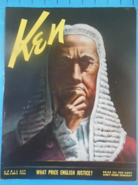 Image for Ken Magazine Second Issue April 21, 1938