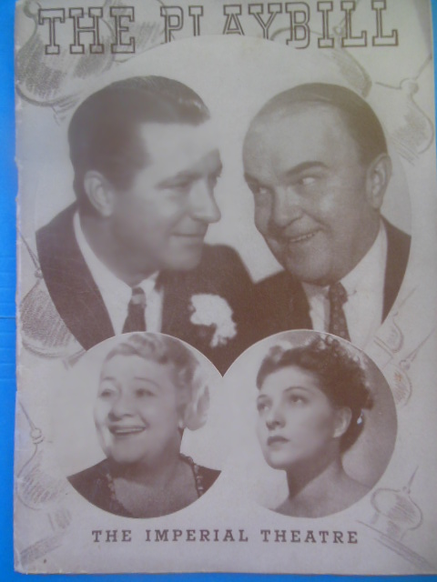 Image for Playbill: Leave It To Me, The Imperial Theatre (1939)