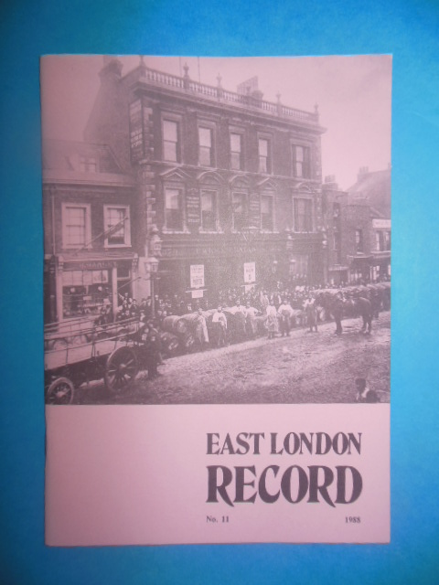 Image for East London Record No. 11, 1988